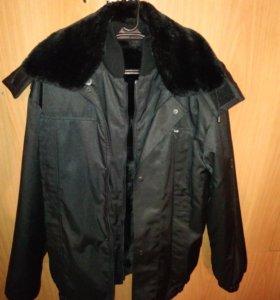 Форменная новая куртка