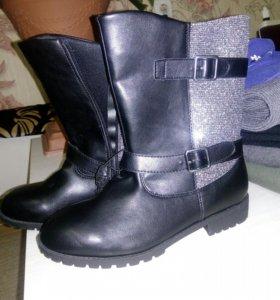 Ботинки,новые
