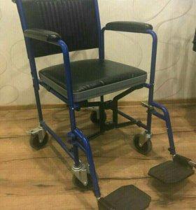 Кресло -  каталка с саноснащением