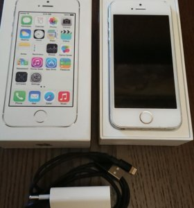 iPhone 5s 64 gb, silver
