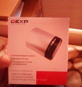Колонка Dexp