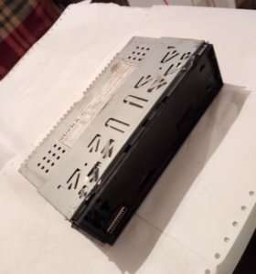 магнитола SUPRA SFD-113U без панели!