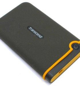 Внешний жесткий диск Transcend 500 GB