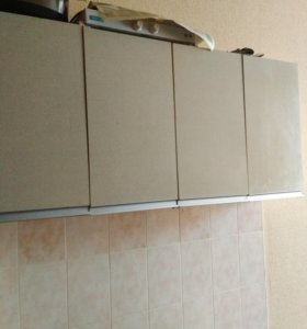 Навесные кухонные шкафы