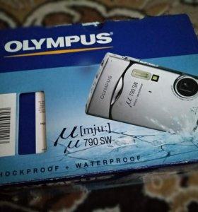 Цифровой фотоаппарат Olympus M 790 sw