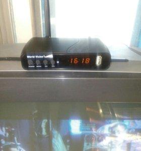 Приёмник цифр. ТВ DVB-T2/DVB-C/IPTV
