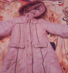 Продам куртку детскую дешево!!