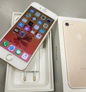 iPhone 7 32гб в идеале Ростест