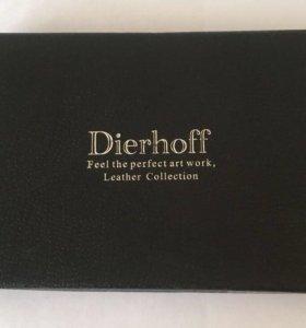 Кожаный бумажник DIERHOFF