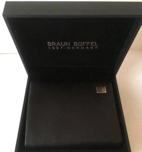 Кожаный бумажник Braun Buffel