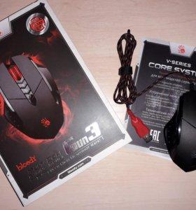 Проводная игровая мышь A4Tech Bloody V7