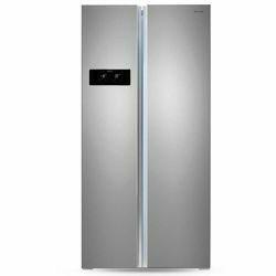 Холодильник Side by Side Ginzzu NFK-46