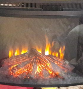 Камин электрокамин  Panoramic intel flame