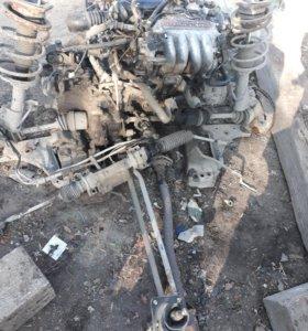 Двигатель в сборе mazda 626 2литра