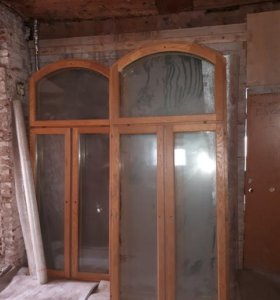 Продаю НОВЫЕ деревянные окна 19 шт.