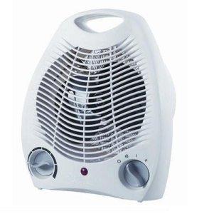 Новый тепловентилятор