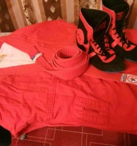 Одежда для самбо