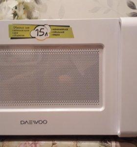 микроволновую печь DAEWOO KOR-5A67W