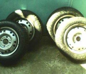 """колеса зима италия пирелли.шипы.13,"""""""