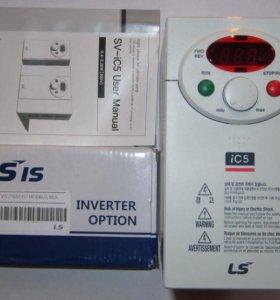 Частотный преобразователь Ls Ic5