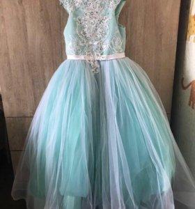 Платье на выпускной р.122-128