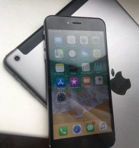 iPhone 6 Plus 64gb,с отпечатком.