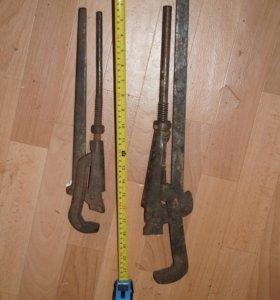 Ключи газовые 40 и 55 см