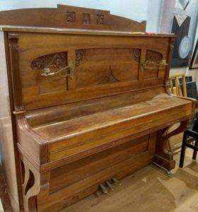 Оригинальное немецкое пианино