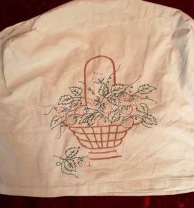 Чехол вышивка для швейной машины