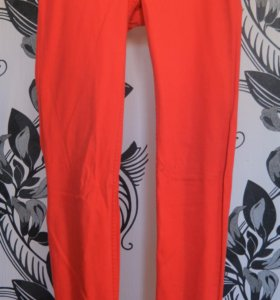 Штаны/джинсы скинни стрейч для беременных H&M mama