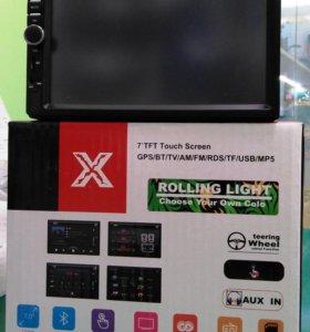 Автомагнитола 2-DIN /MP5/FM/SD/USB/ Bluetooth