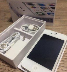 iPhone 4s на 16Гб