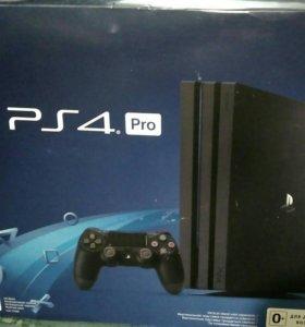 Sony PlayStation 4 Pro 1тб