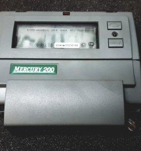 Счетчик электроэнергии Mercury 200