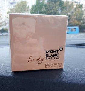 Mont Blanc EMBLEM lady НОВЫЕ