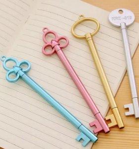 Ручки в виде ключа