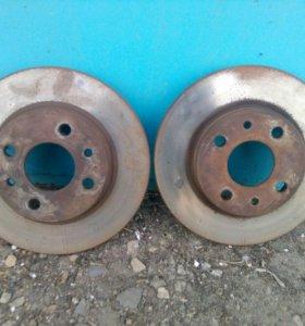Тормозные диски на ВАЗ 2110-2112