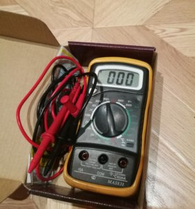 Мультиметр Master Professional MAS838