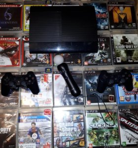 Sony PlayStation 3 Super Slim 500