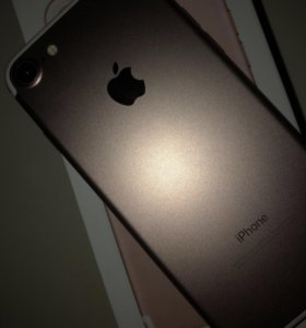 iPhone 7 (rose gold ) 32 gb
