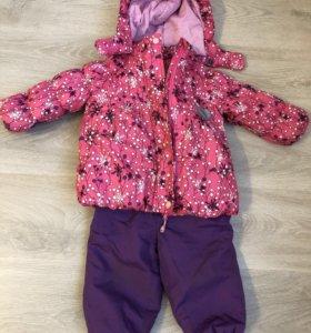 Куртка и полукомбинезон Tokka Trabe 80 см