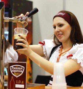 Продавец-консультант(разливное Пиво)