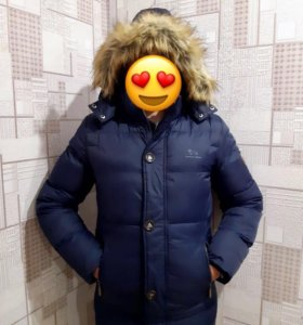 Куртка мужская зима S