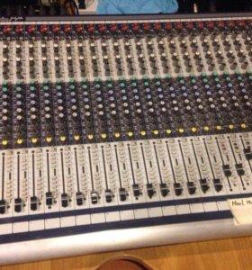 Аналоговый микшерный пульт Soundcraft GB4-24