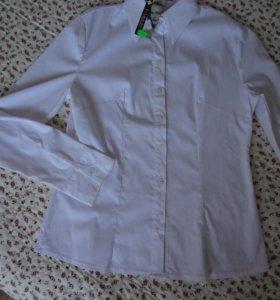 Новая рубашка р.44-46