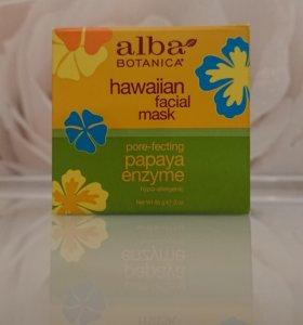 Гавайская энзимная маска с папаей. НОВАЯ!