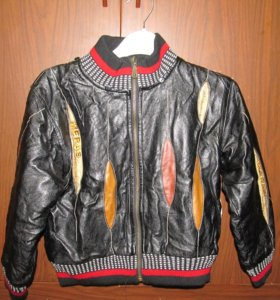 Куртка-ветровка на флисовой подкладке