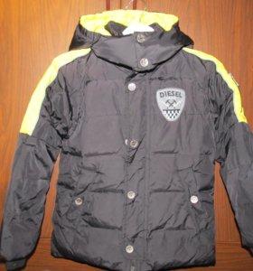 Куртка-пуховик Diesel.