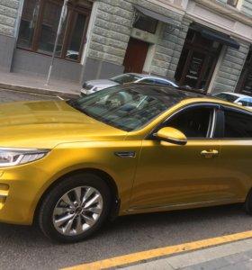 Оклейка такси, полосы ГОСТ