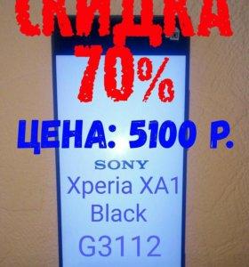 SONY xperia XA1 Black(G3112)